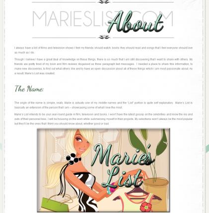 marieslist2
